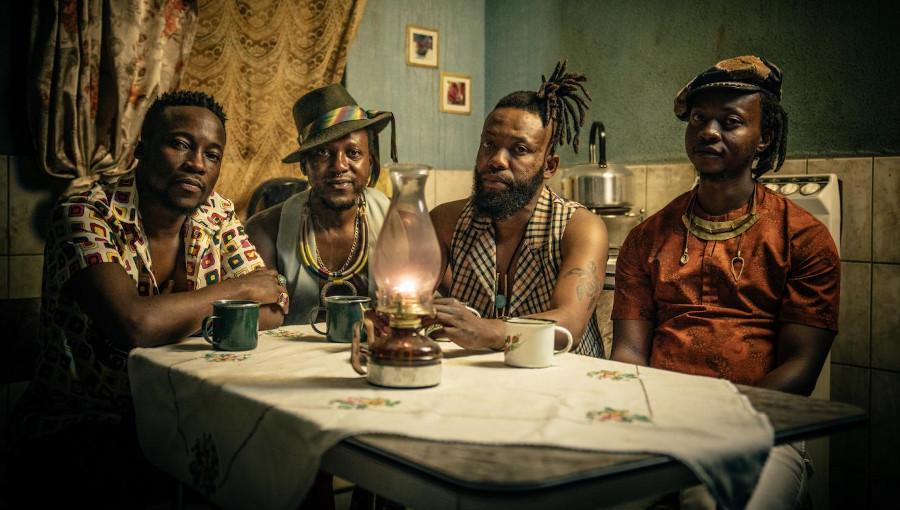 Urban Village, Udondolo, jazz, jazz sud-africain, no format, Izivunguvungu, maskandi, qwela, zoulou, soweto, musique sud-africaine, fusion