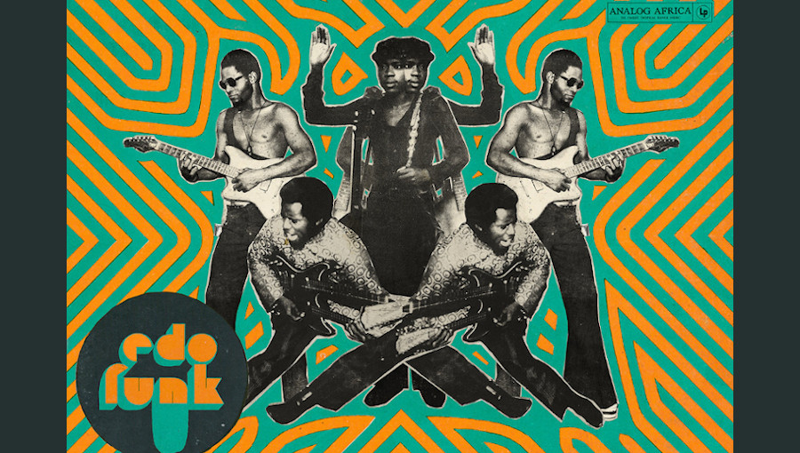Edo Funk Explosion Vol.1, Edo Funk, highlife, funk, afrobeat, musique nigeriane, Sir Victor Uwaifo, Osayomore Joseph, Akaba Man, Joromi Studio