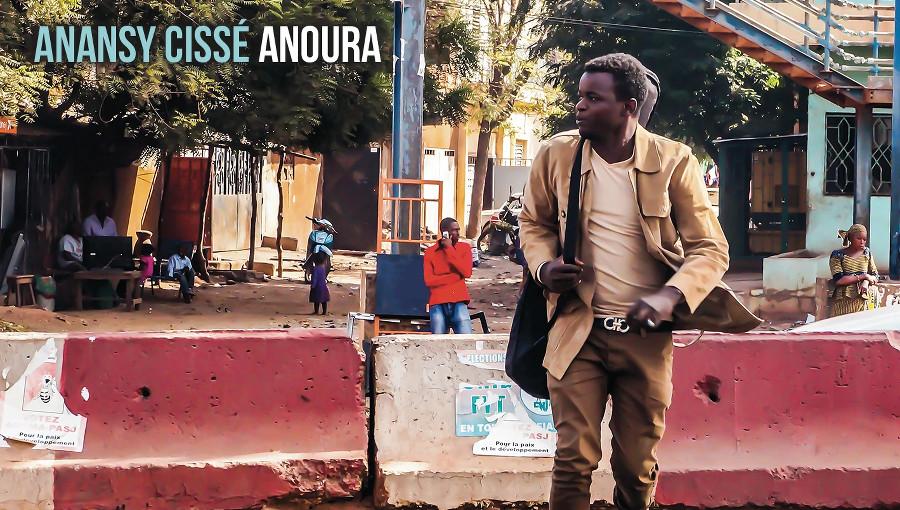 Anansy Cissé, Anoura, la lumière, songhai, nouvel album, guitariste malien, diré, Zoumana Tereta, musique malienne, mali, tombouctou, World Music Network, Riverboat Records
