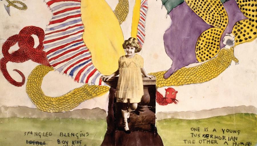 Outsider, Philippe Solal Cohen, Mike Lindsay, Henry Darger, art brut, concept album, et pendant ce temps dans le reste du monde