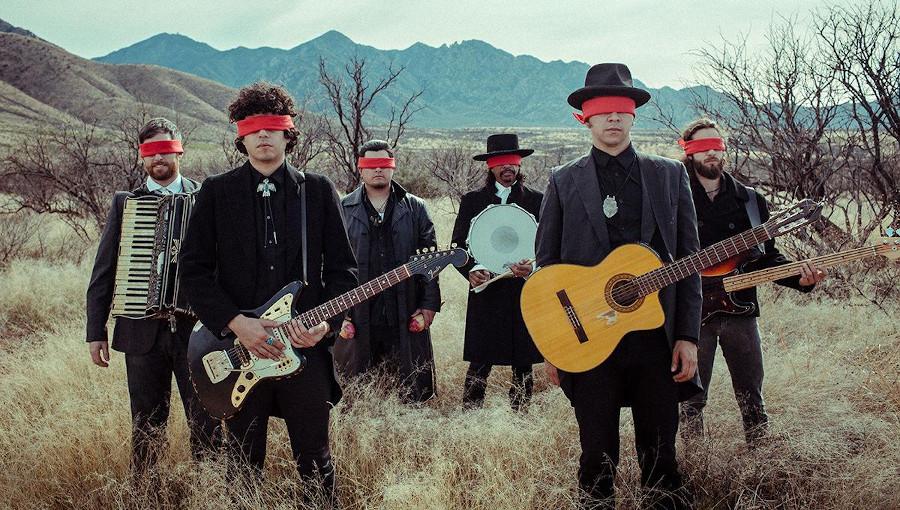 XIXA, Genesis, second album, nouvel album, rock psychédelique, chicha, cumbia, Imarhan, rock, Sergio Mendoza, Tucson, Arizona, western, country, latin rock, gothic, Uummannaq