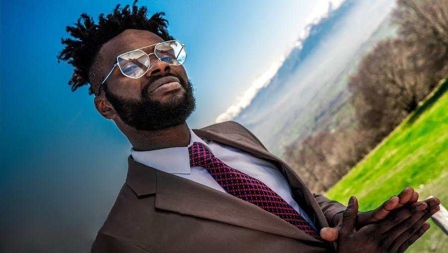 Man Like Nells, Mama, Centrafrique, rappeur anglais, rappeur centrafricain, nouveau clip, rooted, ambassadeur, culture centrafrique, hip hop, electro