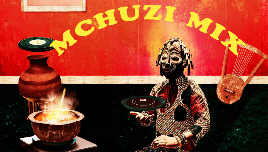 Mzuchi Mix, nouvel EP, Ngalah Oreyo, producteur kenyan, nairobi, INI Movement, Goethe Institute, Boxhouse, afro electro, zanzibar, Muthoni, Shari Afrika, Wakadinali, Labdi, Wanyonyi Supastar, Chris Mec