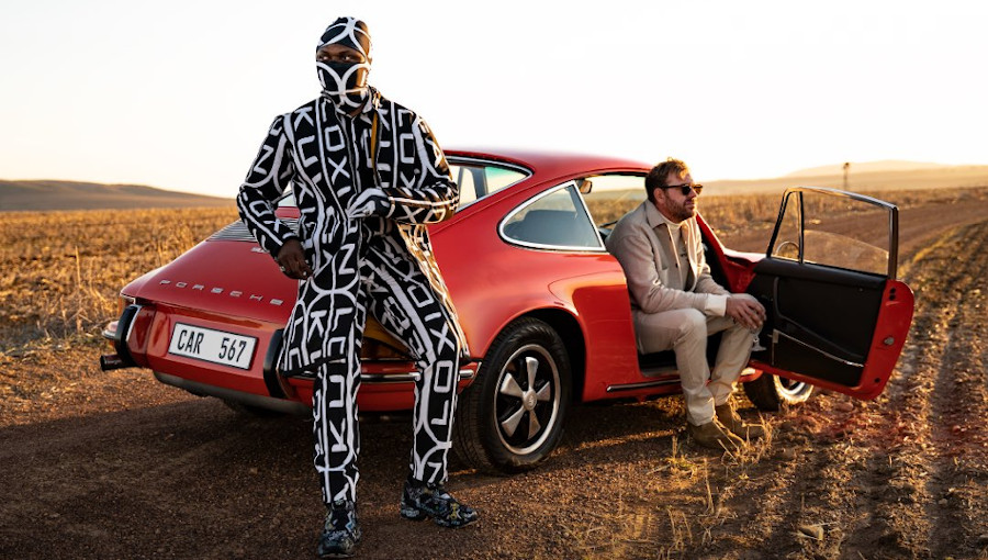 Die Heuwels Fantasties, TRESOR, chanteur congolais, groupe sud-africain, pop, electronique, Shangri La, Herverbeel, remake, afrikaans, afrikaners