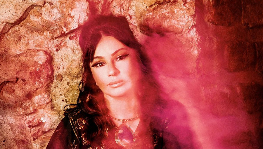 Natacha Atlas, The Inner & The Outer, Samy Bishai, chaabi, electronica, jazz, Yazz Ahmed, Jason Singh, Alcyona Mick, nouvel Ep, fusion, musique electronique, chanteuse egyptienne, The Outer, Egypte, musique arabe