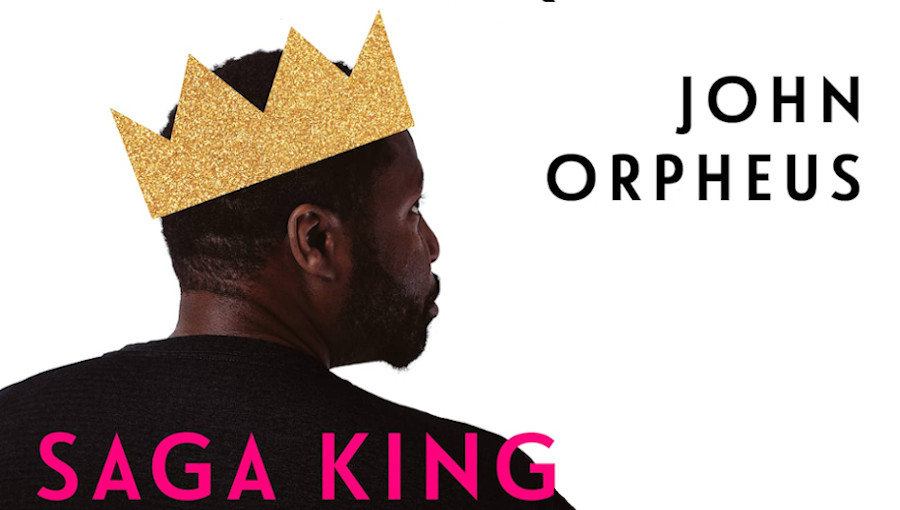 John Orpheus, Saga King, Saga Boy, Trinidad, Caraibes, afropop, pop, hip hop, dancehall, nouvel album, canada, livre, IG, Fyah Ting, Mango Tree, Antonio Michael Downing