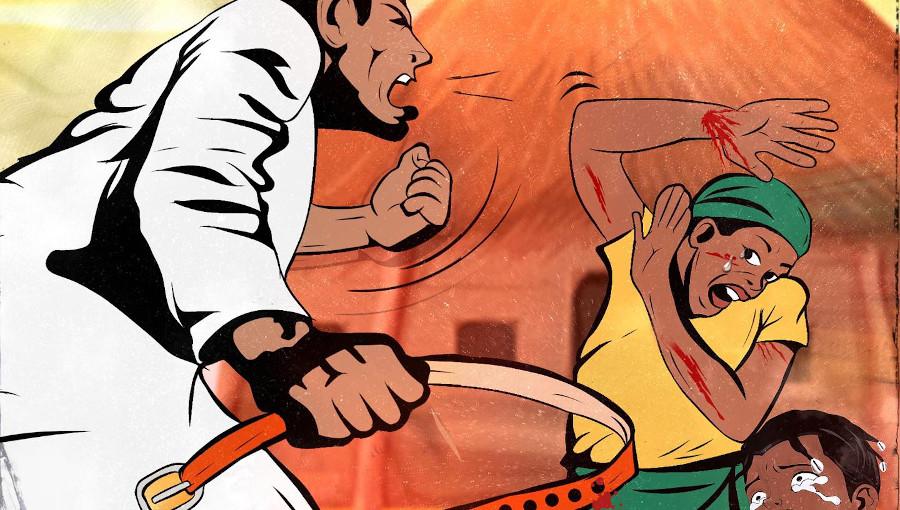 Nda Chi, Amassa, violence conjugale, violence faites aux femmes, cameroun, bamileke, griot, chant camerounais, mbira, nouveau titre, chanteur camerounais, baleng