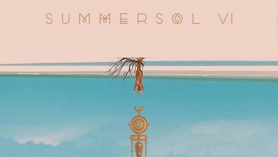 Summer Sol, Summer Sol VI, Sol Selectas, compilation, Karmaa, Omar, Ezza, Goumour Adam, niger, musique touareg, touareg, electro, musique electronique, sahara, desert, producteur marocain