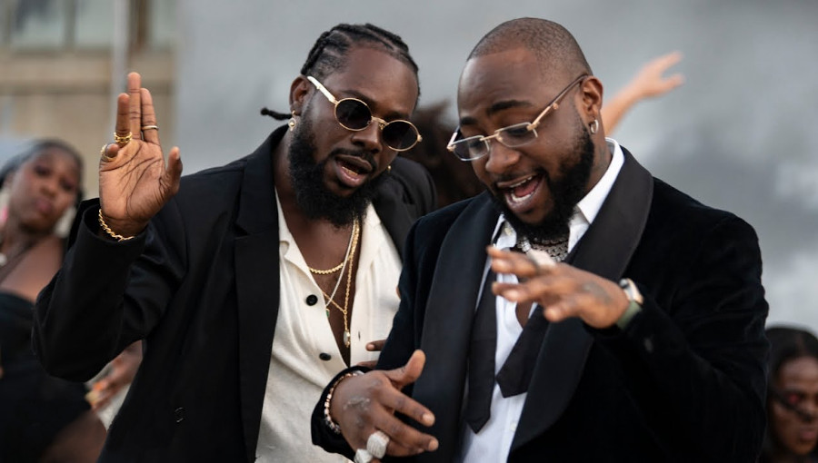 Adekunle Gold, AG Baby, Davido, High, nouveau titre, nouveau clip, afro, afropop, afrofusion, afrobeat, naija, house, amapiano, collaboration, featuring, star nigeriane, musique nigeriane