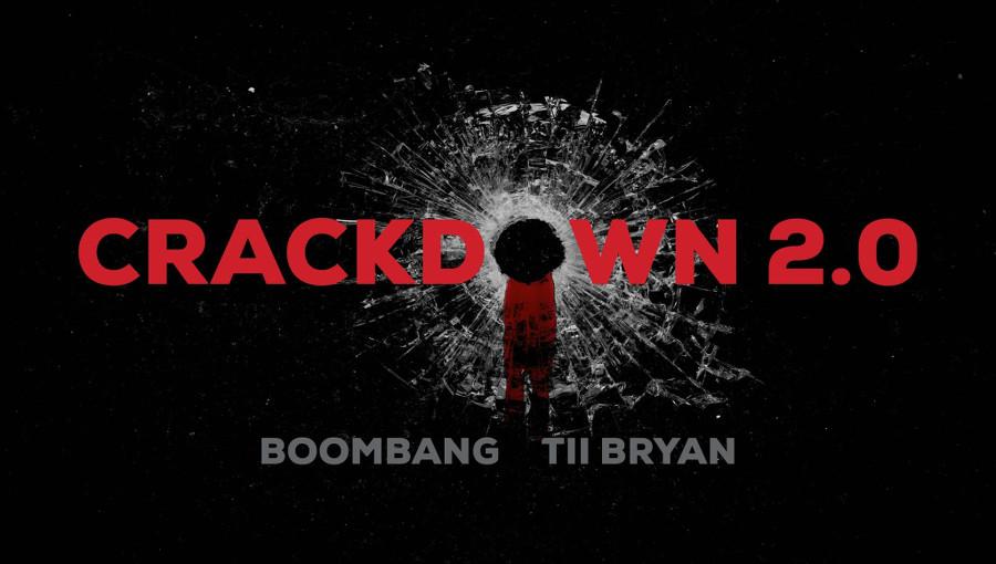 Crackdown 2.0, Boombang Tii Bryan, rap, rap mauricien, Maurice, musique mauricienne, rap africain, nouveau clip, nouveau titre, sebastien benoit, Arena Studio