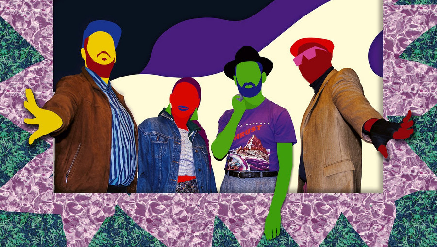 Dowdelin, Lanmou Lanmou, Simé Love, afrofuturisme, creofuturisme, future kreol, jazz, soul, musique antillaise, lyon, nouveau clip, Ugo Vittu