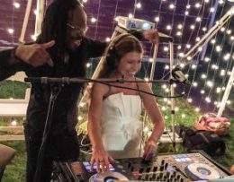 Wedding DJ Service Franklin