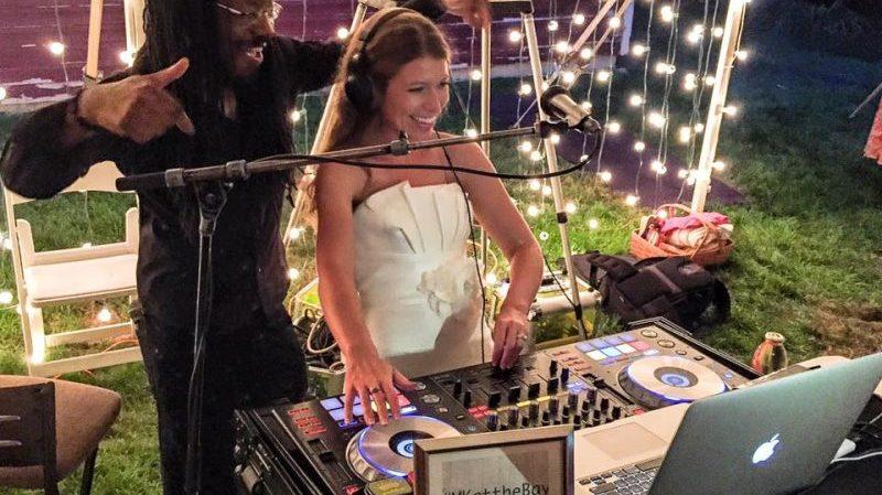 toledo bridal wedding dj service
