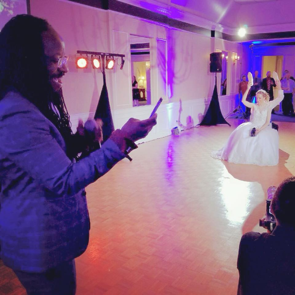 Dj One Tyme Hero For Hire Shoe Game Wedding Reception Dj Dj One