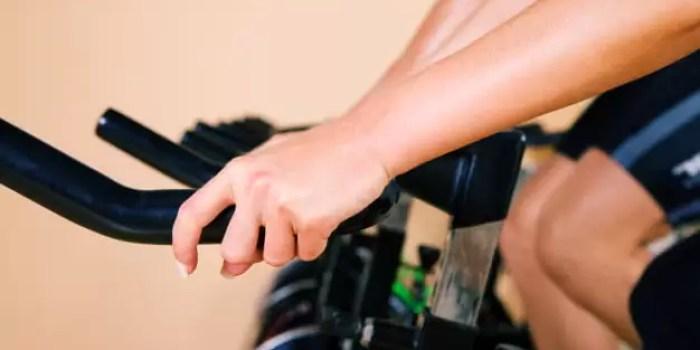 olahraga kardio cardio sepeda statis