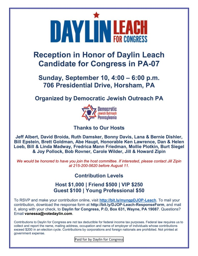 Invitation for DJOP LEACH EVENT on Sept 10_FINAL