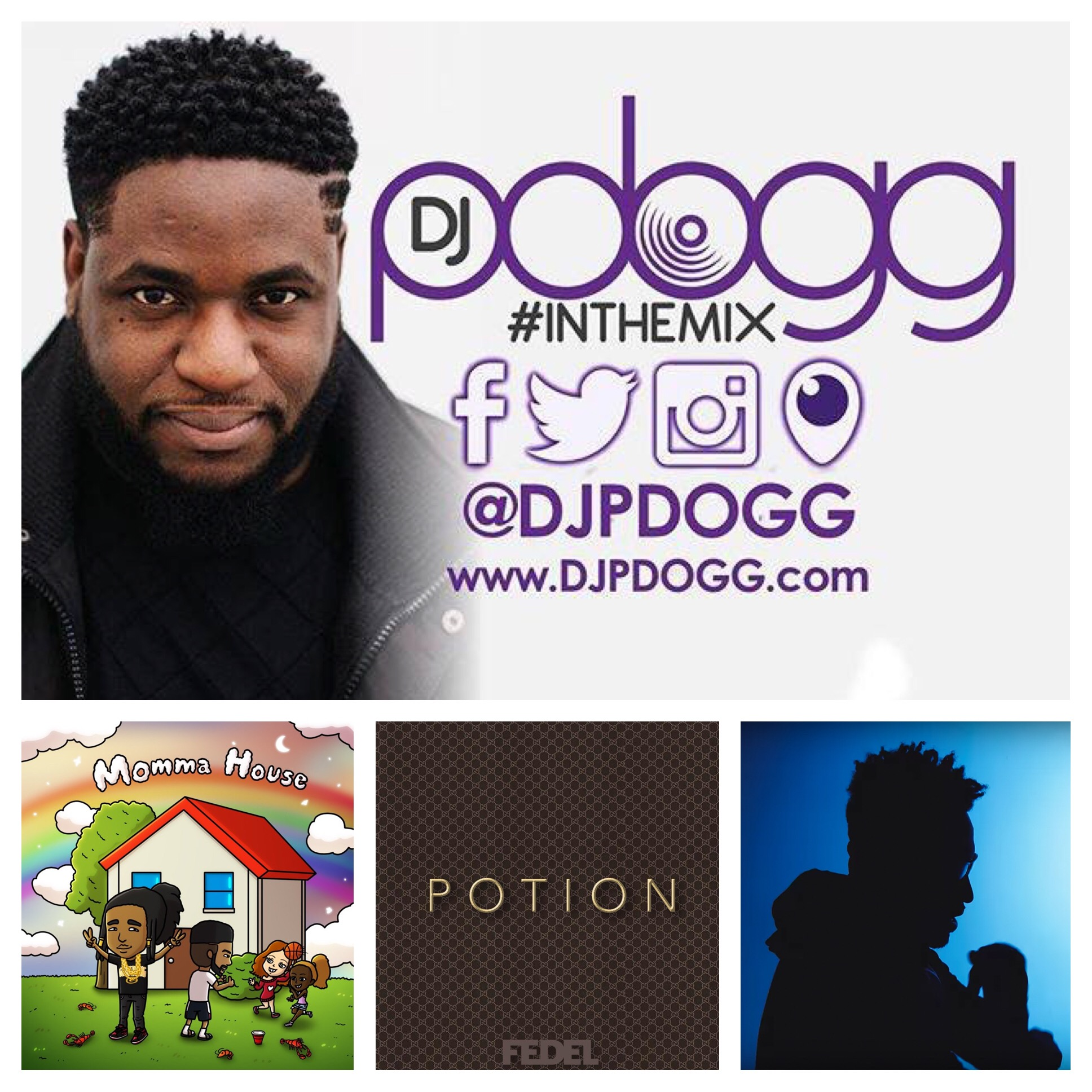 Djpdogg Inthemix Season 13 Episode 17