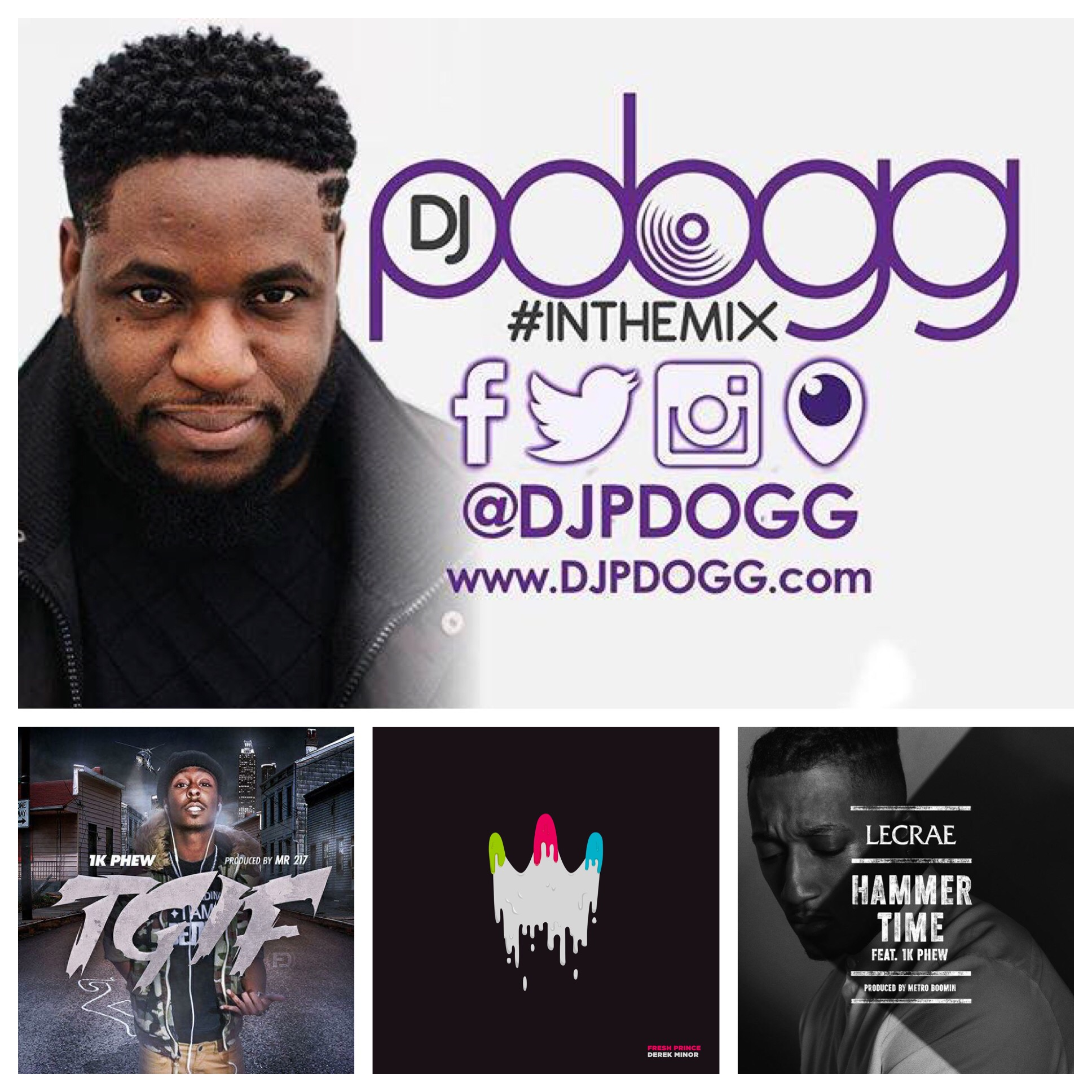 @Djpdogg #Inthemix Season 13 Episode 19