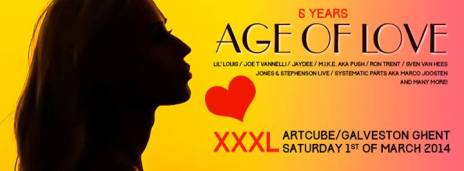 dj phi phi @ Age of love