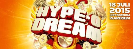 flyer hype o dream