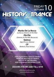 phi phi @ histiry of trance