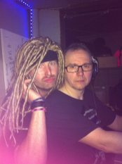 Phi Phi & Alex @ Alex B-day @ Keys 2015