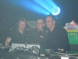 CP, Phi Phi & Jean Noel Hovinne