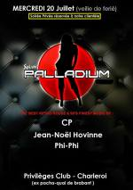 flyer Palladium @ privilège club_n