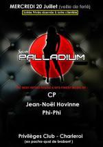 flyer Palladium @ privilège club_n