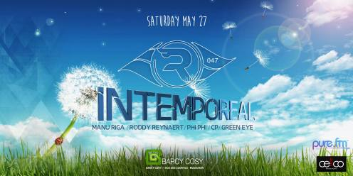 intemporeal night @ Barcy Cosy