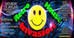 Phi Phi @ Retro House Invasion