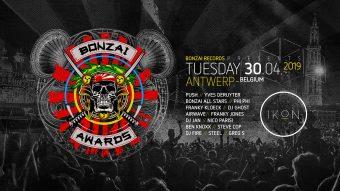 Bonzai Awards Party @ Ikon 30 Avril 2019