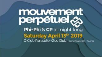 Mouvement Perpetuel - Ô Club Particulier - 13-04-2019 Profile Banner