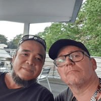 Thorin Van Gelden & Phi Phi @ Legacy Festival 2019