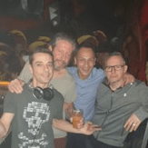 TOM Leclercq, Cosmo, Jacques Van Damme & Phi Phi @ Age Of Love @ Charlatan 25 01 2020