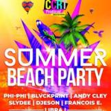 CCRT Summer Beach Party @ Mouscron