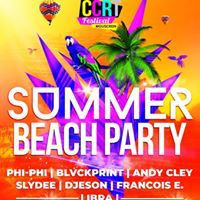CCRT Summer Beach Party @ Mouscron