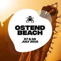 Ostend Beach 2018