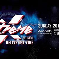 Extreme Reunion @ Arenshi 2018