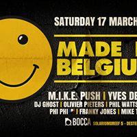 Made In belgium 17 03 18