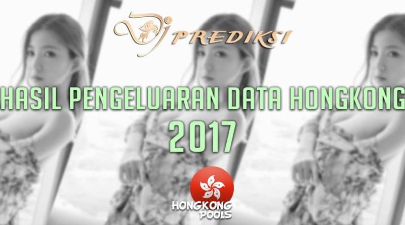 Hasil Lengkap Pengeluaran Angka Togel HONGKONG 2017