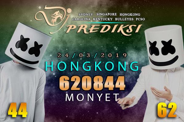 Prediksi Togel HONGKONG 24 Maret 2019 Hari Minggu