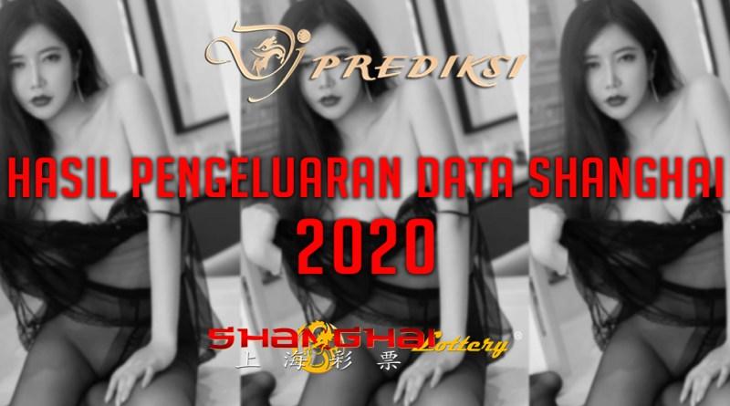 Hasil Lengkap Pengeluaran Angka Togel Shanghai 2020