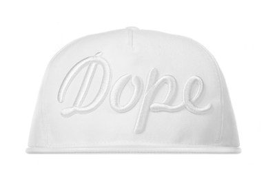 All_White_Dope_Hat_VIEW
