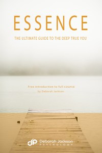 Essence: The Ultimate Guide to the Deep True You workbook. Psychology of the true you.