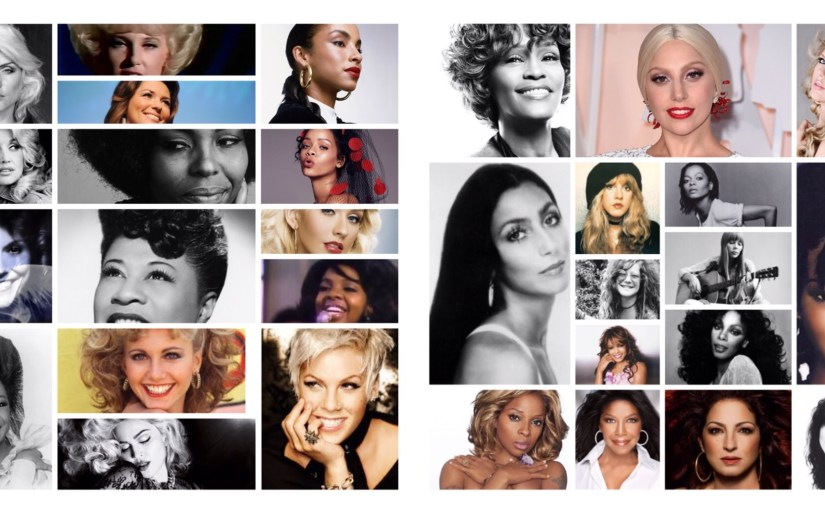 100 Greatest Women in Music – the Past 50 Years