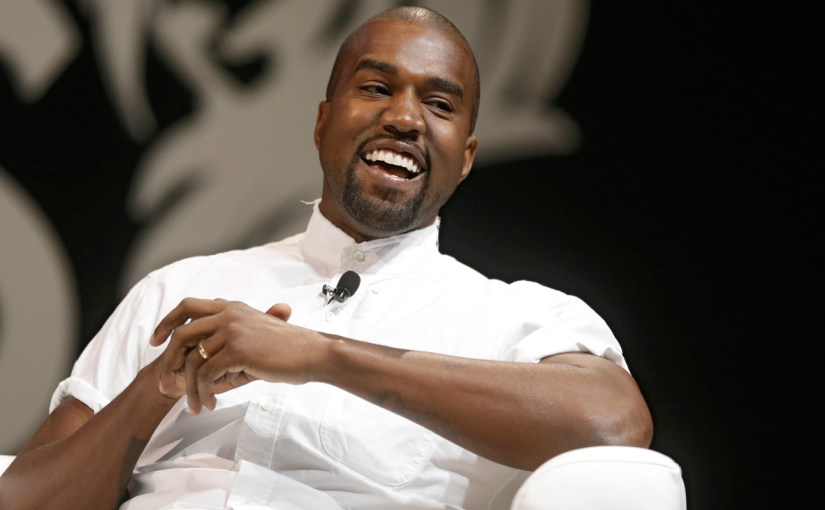 Kanye Delivers A Number One Punchline…But Is The Joke On Him?