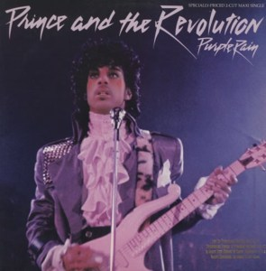 "The song ""Purple Rain"" had a chance to top the Billboard Hot 100 for the first time last week."