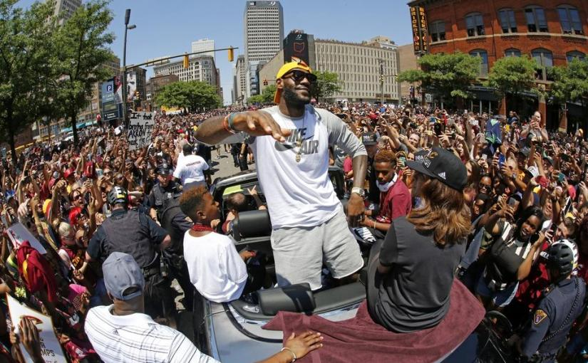 Cleveland…it's Believeland!  The 15 Top Musicians to Hail from the New City of Champs!