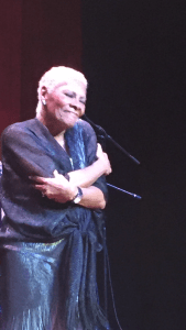 Dionne Warwick at the Arcada Theatre on November 4, 2016.
